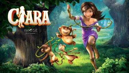 Украинская студия Image Pictures представила первый трейлер полнометражного мультфильма «Клара» / Clara