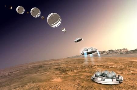 Миссия ExoMars: при посадке Schiaparelli на Марс произошел сбой, судьба модуля остается неизвестной