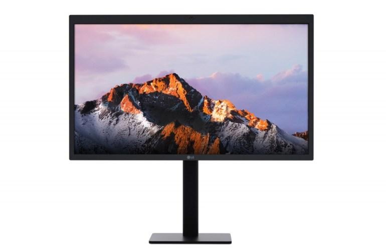LG анонсировала два монитора с разрешениями 4K и 5K для ноутбуков MacBook и MacBook Pro