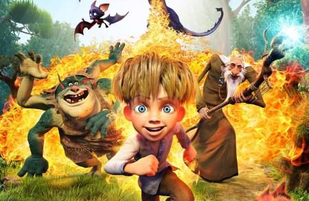 В прокат вийшов перший повнометражний український 3D-мультфільм «Микита Кожум'яка»