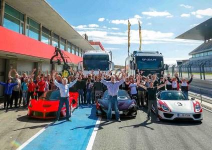 Опубликован официальный трейлер первого сезона автошоу The Grand Tour от бывших ведущих Top Gear
