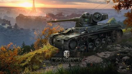 Сегодня вышло обновление World of Tanks 9.16 с первым в проекте шведским танком и новой картой «Париж»