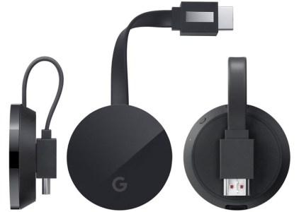 Google анонсировала Chromecast Ultra с поддержкой 4K