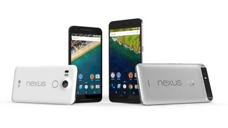 Смартфоны Nexus 5X и Nexus 6P исчезли из ассортимента Google Store