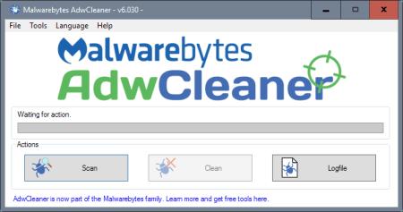 Malwarebytes приобрела утилиту для борьбы с рекламой и тулбарами AdwCleaner