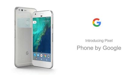 Новые смартфоны Google Pixel и Pixel XL появились в каталоге британского интернет-магазина Carphone Warehouse