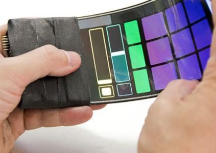 WhammyPhone – концепт сгибаемого музыкального смартфона