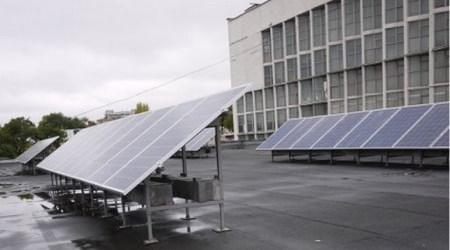 Schneider Electric открыла лабораторию по солнечной энергетике при Харьковском национальном университете городского хозяйства
