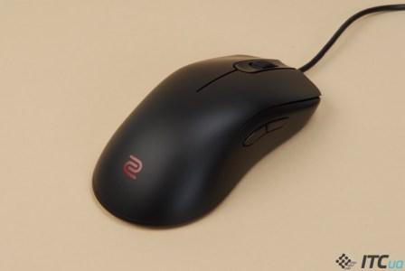 Обзор игровой мыши Zowie FK1