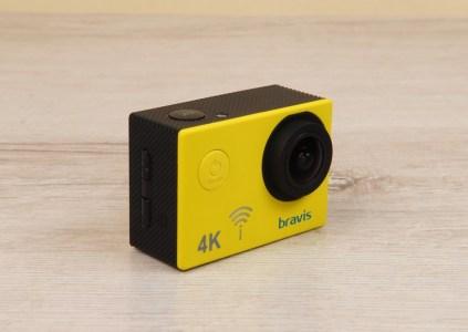 Обзор экшн-камеры Bravis A3