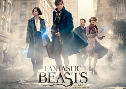 Fantastic Beasts and Where to Find Them / «Фантастические звери и где их искать»