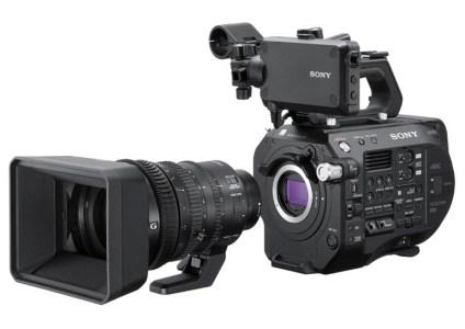 Sony анонсировала полупрофессиональную видеокамеру FS7 II с некоторыми улучшениями