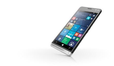 В феврале HP представит новый потребительский смартфон с ОС Windows 10, разработанный совместно с Microsoft