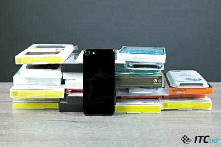 Выбираем чехол для iPhone 7