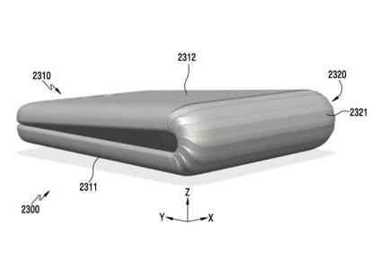 Появились первые изображения сгибаемого смартфона Samsung Galaxy X (Project Valley)