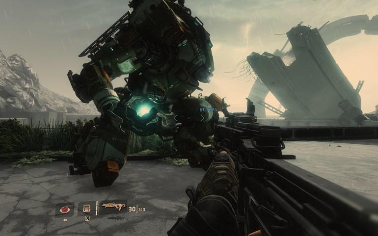 Titanfall 2: битва за фронтир - ITC ua