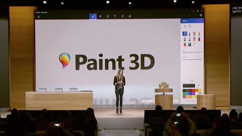 Paint 3D доступен для загрузки из Windows Store (для тестовых сборок Windows 10) - ITC.ua