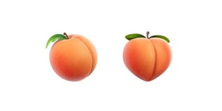 Apple передумала убивать эмодзи-секстинг и вернула иконке с персиком ее прежнюю форму