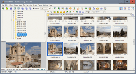Вышел FastStone Image Viewer 6.0