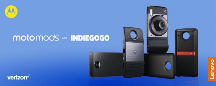 Motorola собирает идеи для новых сменных модулей MotoMods и поможет в создании наиболее интересных из них