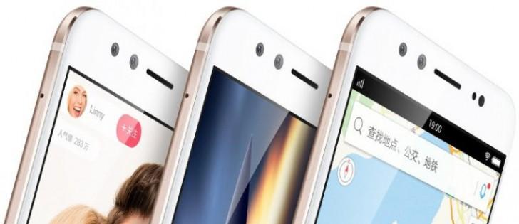 Смартфоны vivo X9 и X9 Plus получили сдвоенную камеру на лицевой панели с 20- и 8-мегапиксельными сенсорами