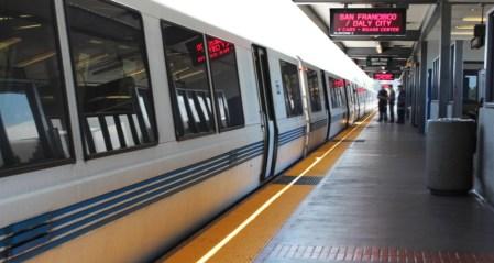 Вирус сделал метро в Сан-Франциско бесплатным на день
