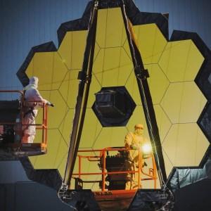 NASA завершило сборку самого большого и мощного космического телескопа «Джеймс Уэбб»