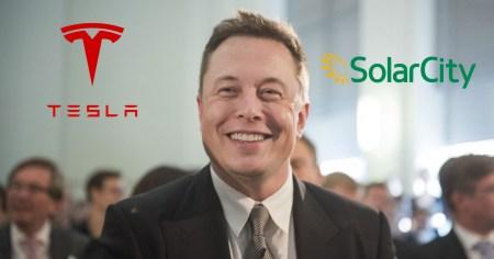Tesla завершила сделку по покупке SolarCity