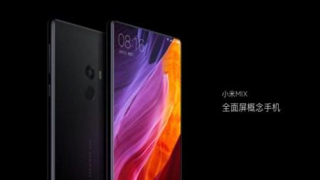 10 секунд – за это время распродали первую партию безрамочных смартфонов Xiaomi Mi Mix