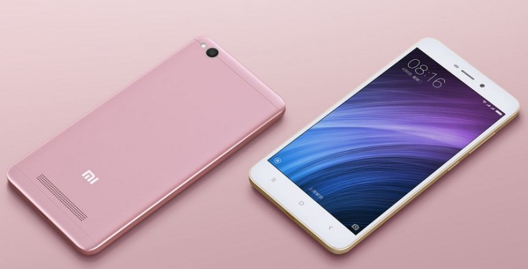 Xiaomi выпустила бюджетный смартфон Redmi 4A
