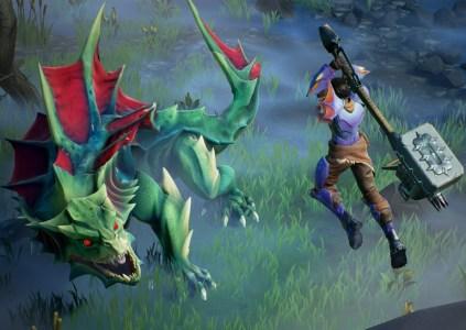 Dauntless — онлайновая экшен-RPG от бывших разработчиков League of Legends