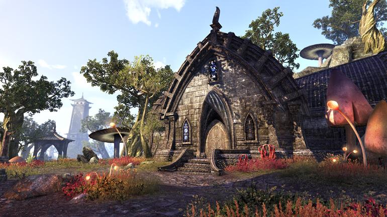 Что нам стоит дом построить: В The Elder Scrolls Online добавят возможность возводить и обустраивать дома