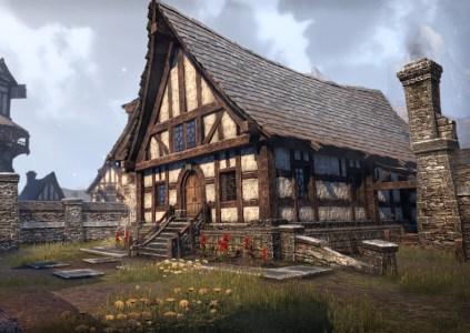 Что нам стоит дом построить: В The Elder Scrolls Online добавят возможность покупать и обустраивать дома