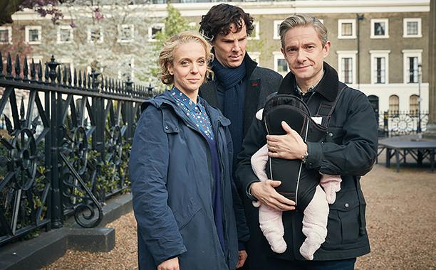 «Это больше не игра». Вышел новый тизер-трейлер четвертого сезона «Шерлока»