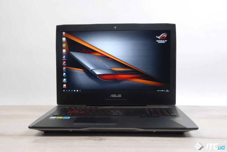 Экспресс-обзор игрового ноутбука ASUS ROG G752VS