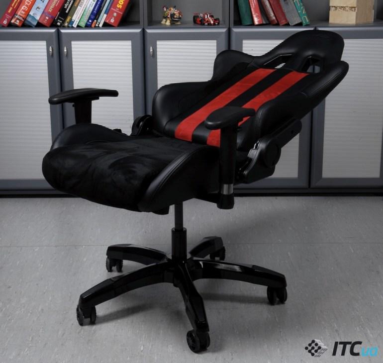 Экспресс-обзор игрового кресла SPEEDLINK Regger Gaming Chair