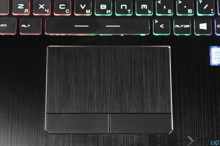 Обзор игрового ноутбука MSI GE62VR 6RF Apache Pro