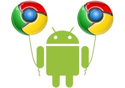 В Chrome для Android появилась возможность загрузки страниц для просмотра офлайн