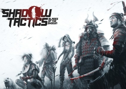 Shadow Tactics: Blades of the Shogun – крадущиеся в ночи
