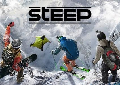 Steep: лучше гор могут быть только горы…