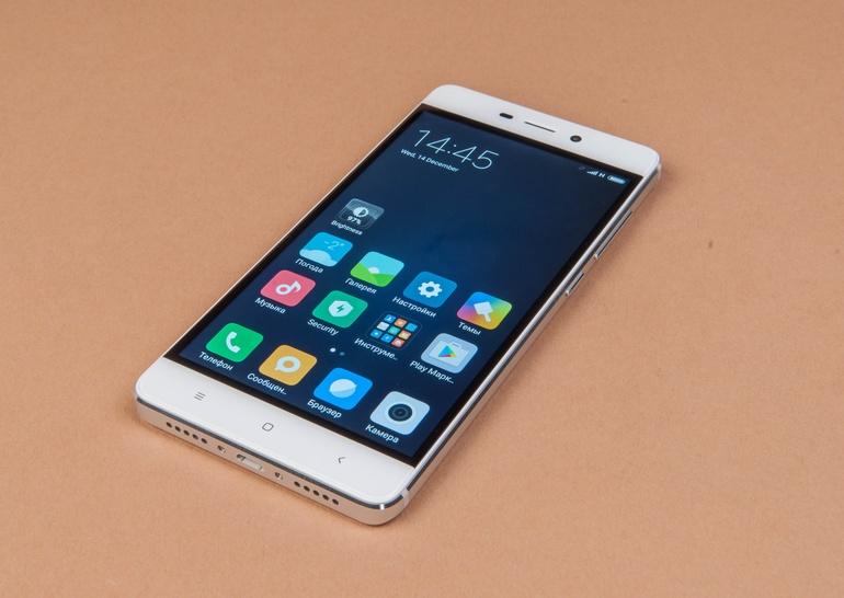 Обзор смартфона Xiaomi Redmi 4 - ITC.ua