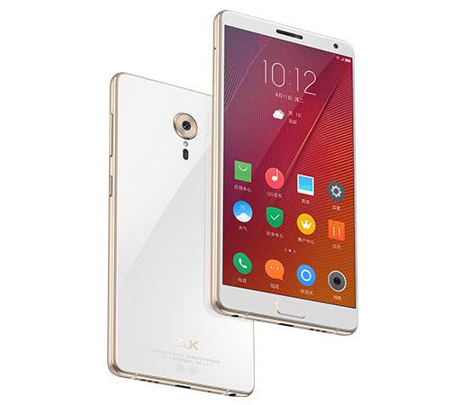 Представлен смартфон ZUK Edge: тонкие рамки вокруг дисплея, SoC Snapdragon 821 и 6 ГБ ОЗУ