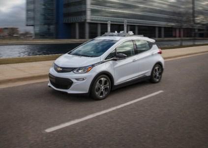 В Мичигане начинаются испытания самоуправляемого электромобиля Chevrolet Bolt EV