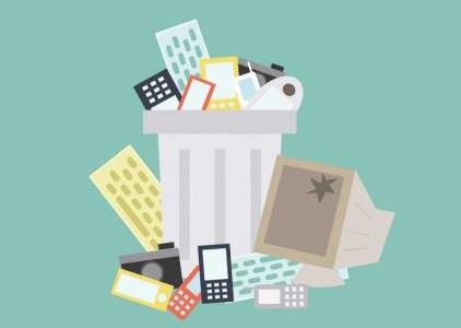 Деньги на утилизацию старой электроники дадут украинцы. Правительство представило европейскую модель управления электронными отходами