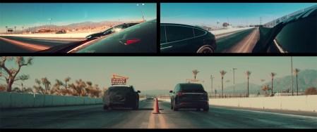 Прототип электрического кроссовера Faraday Future обгоняет в дрэг-рейсинге Tesla Model X, Bentley Bentagya и Ferarri 488 GTB [видео]