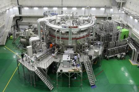 На корейском термоядерном реакторе KSTAR установлен новый мировой рекорд удержания плазмы – 70 секунд