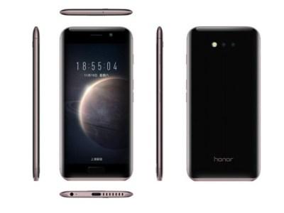 Представлен смартфон Huawei Honor Magic: уникальный дизайн, аккумулятор с графеном и ПО Magic Live, построенное на принципах искусственного интеллекта