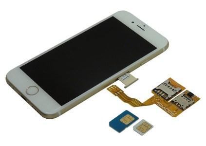 Apple получила патент на технологию dual-SIM с двумя раздельными антеннами, ждем двухсимный iPhone?