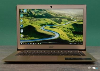 Обзор Acer Swift 3: ничего лишнего