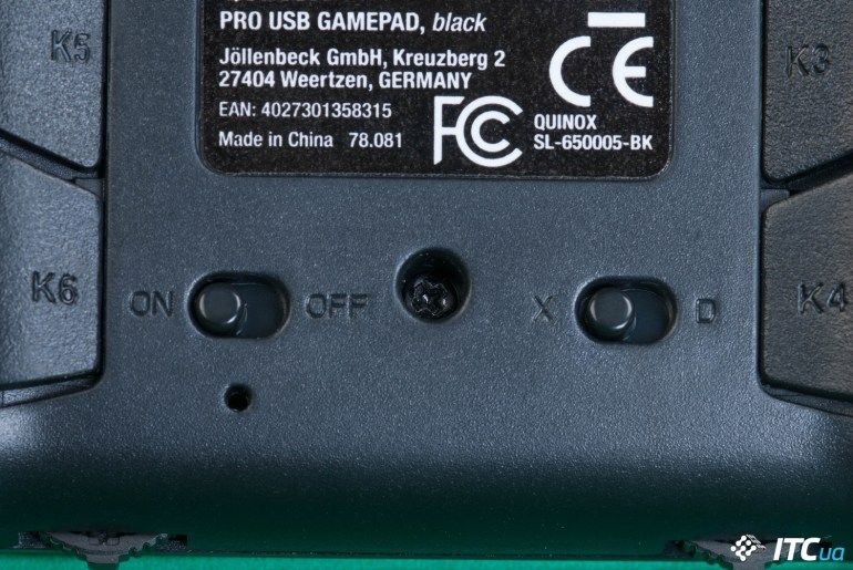 Обзор геймпада Speedlink Quinox Pro USB Gamepad